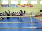 Финальный бой между Инсафом Сафиным(Кукмор)и Рамилем Нургалиевым(Арск) 60кг.26.05.2012